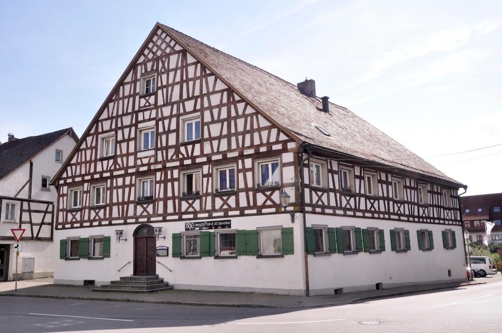 Abb_1_Heutiger Zustand des Gasthaus Goldener Adler