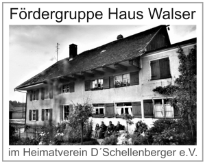 Emblem Fördergruppe Haus Walser